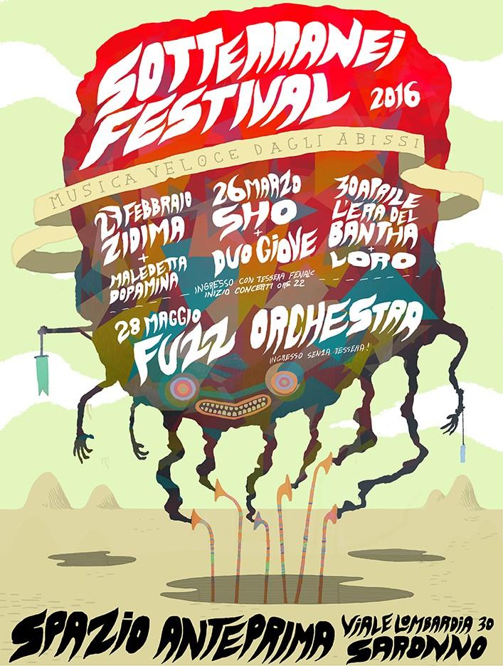 sotterranei festival